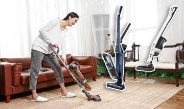 無線吸塵機推薦2021|7款最新高效能吸塵機除塵蟎+消委會建議