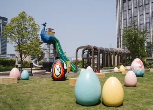 一起展開復活節尋寶之旅 The Great Egg Hunt!