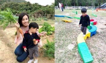 西貢有機悠閒莊園$40導賞+工作坊 小農夫體驗+環保手工+蒙古包|親子好去處