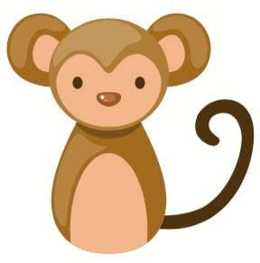 十二生肖改名法8.猴