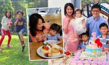 陳倩揚「5秒定律」 1招成好人緣媽媽 培養溫馨家庭關係【KISSMOM專訪】