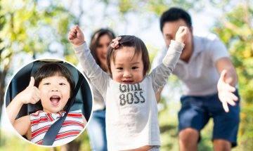 聰明孩子必具5項大腦潛能 家長5招助孩子把潛能發展