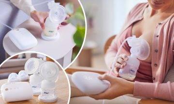 母乳媽媽復工路!3招教你輕鬆過渡 在職媽媽必備 Philips Avent 全新電動吸乳器