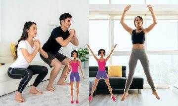 開合跳強效全身燃脂 6個動作每日5分鐘比跑步消耗多1倍卡路里 | 附7個動作影片教學