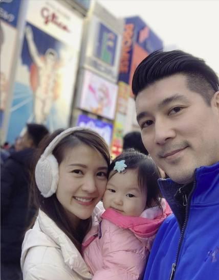 囡囡於2018年12月出世,現已兩歲半。(圖片來源:陳華鑫 IG)