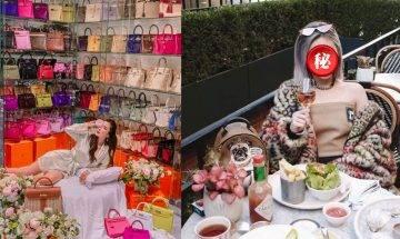 22歲新加坡名媛真實極奢生活曝光 擁過億身家+繼承全球最多Hermès手袋