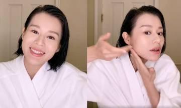 41歲胡杏兒保養、抗衰老6大秘技 $122卸妝清潔護膚好物大公開!