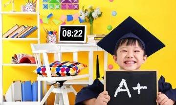 聰明孩子靠6種環境培養 提升學習效能