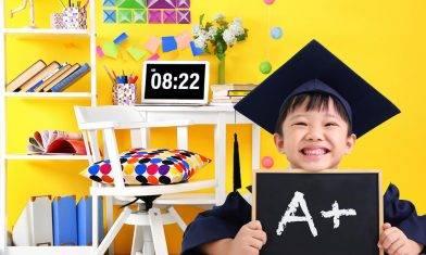 6種環境培養聰明孩子 提升學習效能