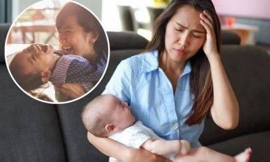育兒壓力爆煲|英研究:爸媽每日最少有6次壓力爆煲情況