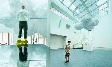 尖沙咀香港藝術館 免費入場 AR互動書齋+遊樂場展+白雲打卡位推介|親子好去處