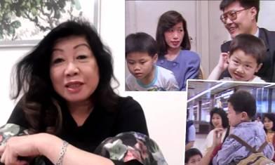 TVB《尋人記》父母為仔前途移民 一邊唏噓離婚收場 一邊竟走回頭路