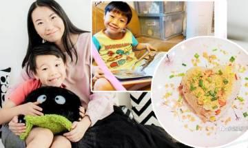 疫情下超人媽媽分享平衡工作與家庭的秘密 海鮮雜菜炊飯啱晒忙碌父母【五味人生】
