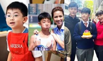 TVB《大步走》楊凱博曾是萬能Key紅爆網絡 15歲童星自小身懷秘技三度奪獎