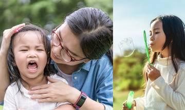分享是美德?女童拒借吹泡泡機畀2歲B女 被港媽斥唔識分享終冷靜反擊