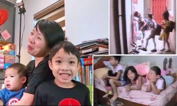 TVB《尋人記》11歲妹妹煮飯湊弟妹擔起頭家 35年後變兩孩全職母爆媽媽辛酸