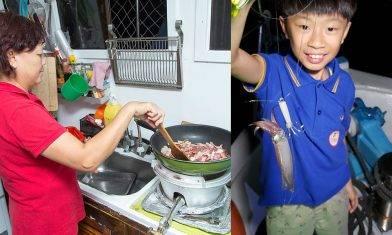 5大釣墨魚團套餐 出海即煮即食|親子好去處