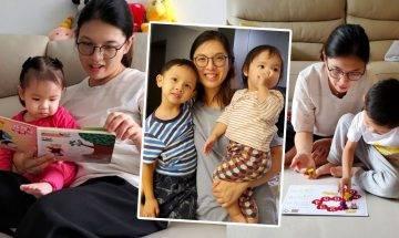 前數學老師教1招令孩子愛上數學 親自設計小遊戲讓幼童開心計數【KISSMOM專訪】
