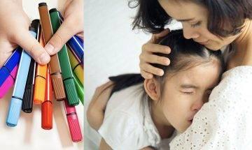 怪獸家長?「顏色筆媽媽」指老師小題大做 網民群起批評家教
