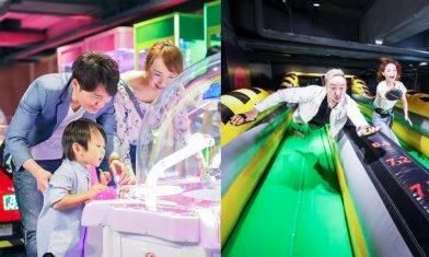 PowerPlay Arena室內遊樂場$60任玩7款遊戲 室內好去處+親子好去處