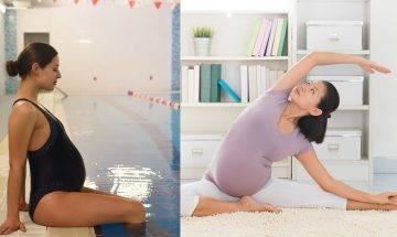 美國研究:懷孕運動可減低嬰兒肥胖風險|附8大懷孕運動推介及注意事項