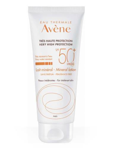 Avène高效礦物防曬乳(SPF50+)