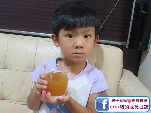 夏至養生湯水19.山楂桔餅薏米茶