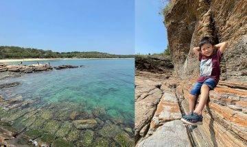 海岸公園東平洲觀賞更樓石+難過水+龍落水 路線交通一覽|親子好去處