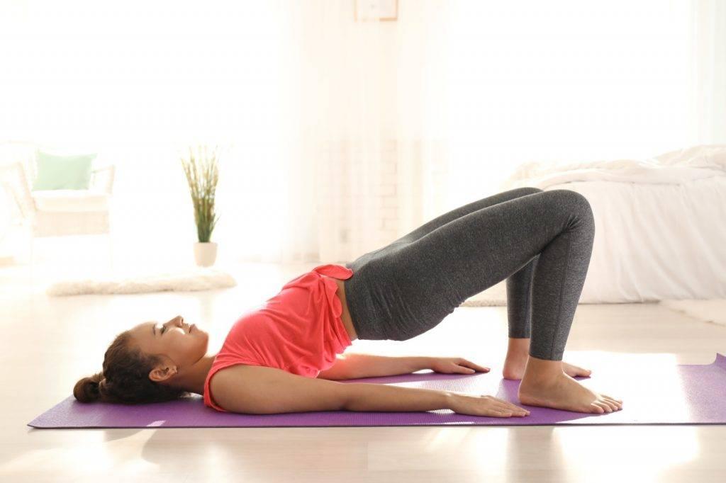 橋式比平板支撐更高效簡單 每日做一分鐘改善大腿後贅肉塑造更美身體線條| 附4大影片教學推介