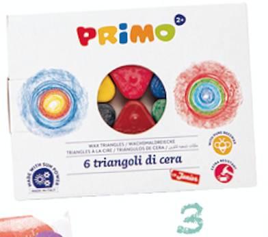 PRIMO – Wax Triangles(REF.074TRI6) (5星)