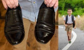 校規是人定?下雨皮鞋濕透 兒子着拖鞋回校被罰要求投訴 港媽欲拒絕