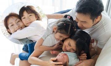 港調查:每日擁抱3次助快樂成長 孩子情緒起伏大「愛的抱抱」可平復心情
