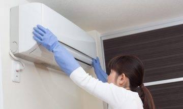 冷氣安裝擋風板向天花吹風 港媽被鬧自私 專家教安裝擋風板2個重點