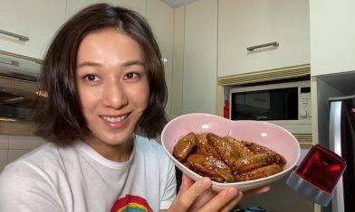鍾嘉欣豉油雞翼食譜-獨門醬汁秘方更健康 一招去除難聞雪藏味