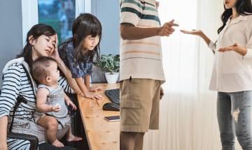 老公因2個理由唔交家用 全職港媽零收入湊兩孩月使萬元撰文訴苦