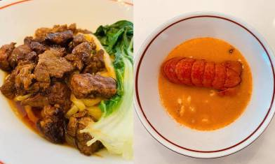 拉麵食譜-家中簡單自製健康麵條!教你整西式龍蝦湯+中式醬油牛腩湯