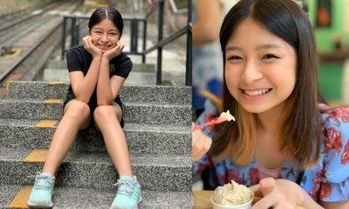 13歲譚芷昀Celine近照曝光少女初長成 當年全美一叮一鳴驚人