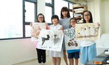 木棉花水墨畫室 教授百年嶺南水墨技巧  畫學員贏遍全球比賽|Kiss試堂