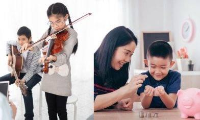 小一入學前要準備!爸媽理財5件事 為仔女選擇合適小學 建快樂成長環境