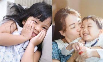 健談孩子可以從生活小舉動培養 幼教媽媽的3小舉動 令孩子做健談、開心果