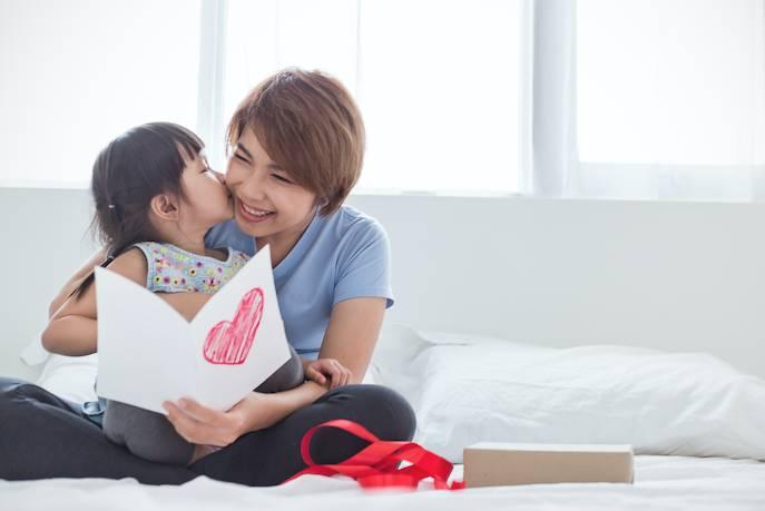 保存母親節卡方法1. 製成公仔