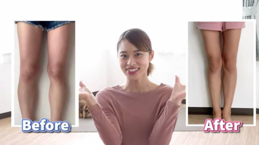 9分鐘瘦身操 日本Youtuber實測成功 半年狂甩39磅踢走梨型身材