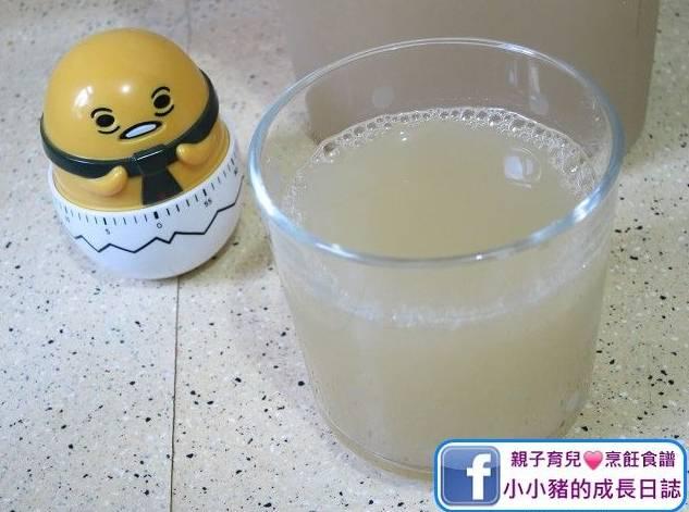 小滿養生湯水食譜3. 粟米生熟薏米湯水