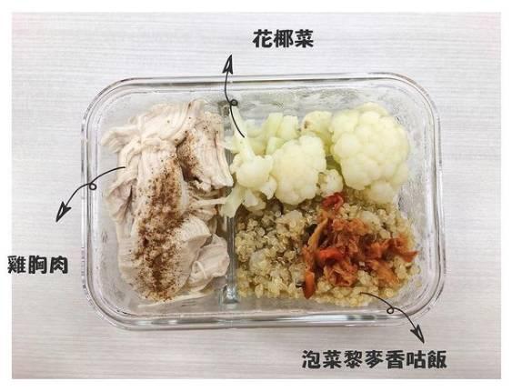 自製瘦身便當 不用挨餓兩個月減5公斤