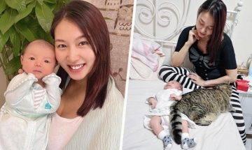39歲高齡媽媽莊韻澄 3招做幸福媽咪 產後1個月復工 分享坐月心得|KISSMOM專訪