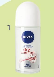 Nivea Dry Comfort(5分;.9)(圖片來源:消費者委員會)