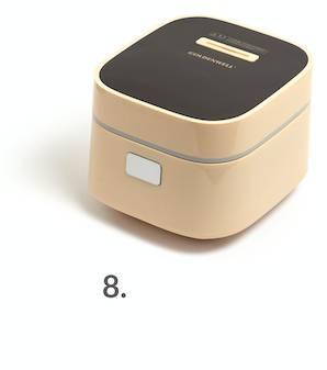 「金樂Goldenwel」l (#8) 每100克正常米飯含42.8克碳水化合物,比傳統電飯煲的米飯更高約31%。(圖片來源:消費者委員會)