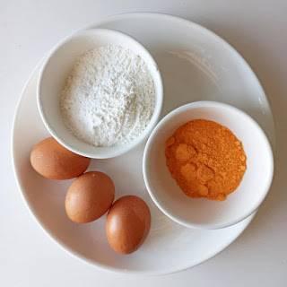 星期一茶點快速食譜:雞蛋糕(圖片來源:Kylife與二寶之日常)