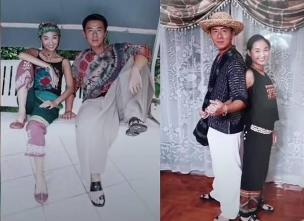 許秋怡17歲兒子王綽枬男拔畢業高大有型 曾走過3大低潮 52歲登台賺錢養家
