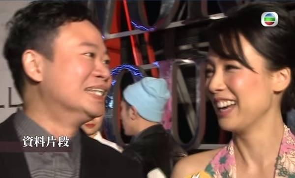 曾吳君如弟吳君祥瞞婚(圖片來源:TVB節目《東張西望》電視截圖)